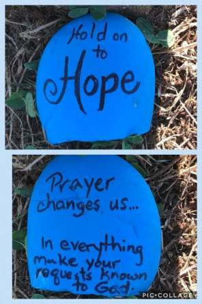 07-22-20 - DONNA - HOPE AND PRAYER